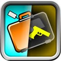 Airport Scanner Icon Logo