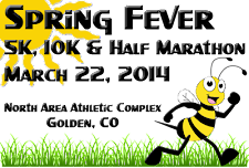 My Next Adventure: Spring Fever Half Marathon