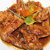 Boombastic Chicken Wings Adobo