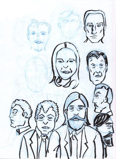 Dibujando sentado cuarto milenio for Colaboradores cuarto milenio