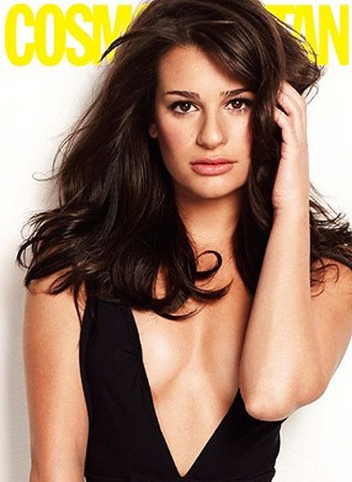 Lea Michele Hairstyles 11