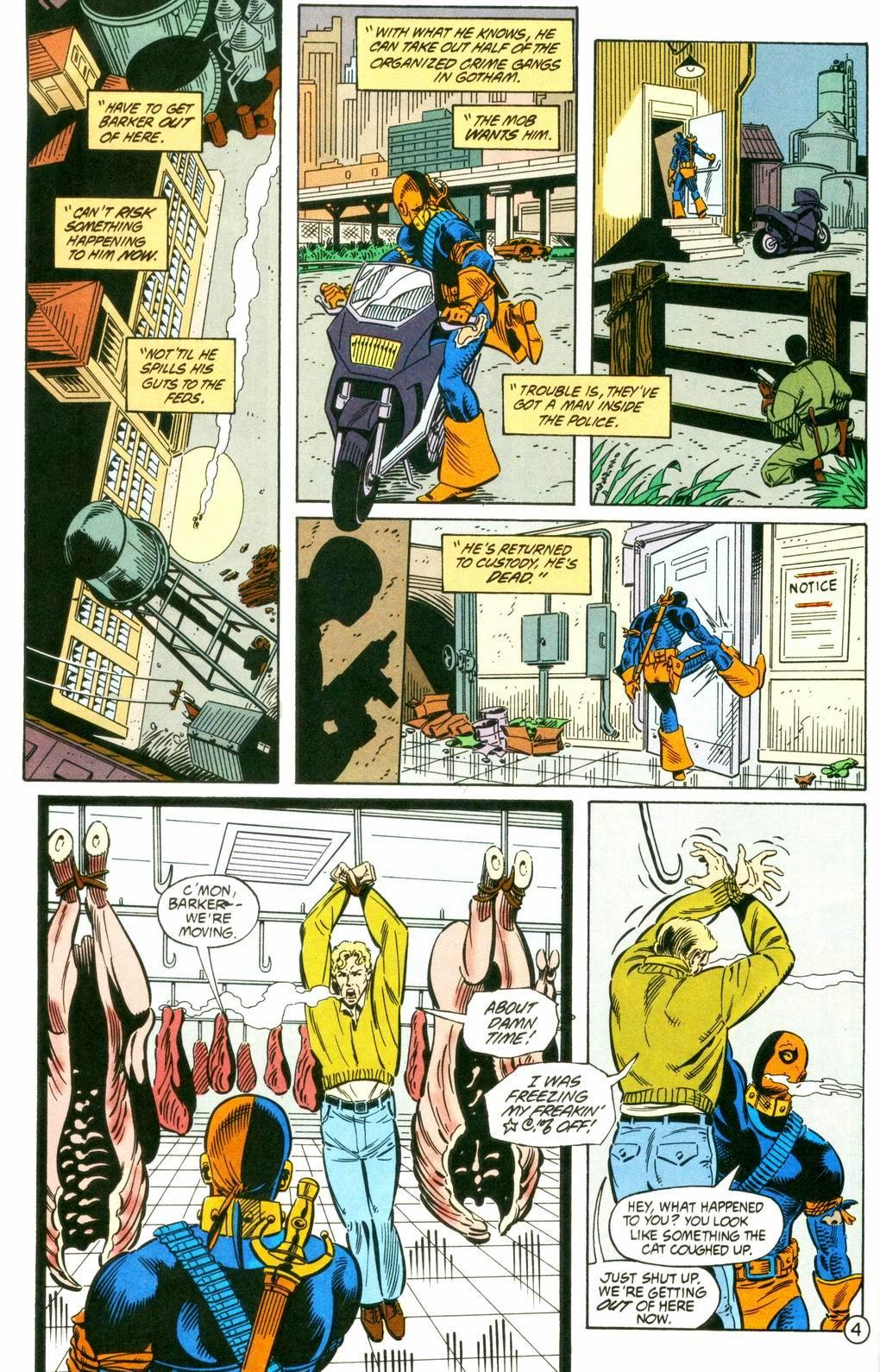 Deathstroke (1991) Issue #8 #13 - English 3