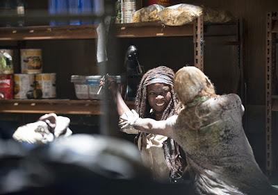 The Walking Dead 5x02: Sopravvissuti (Strangers)