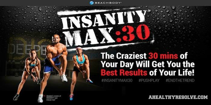 Insanity Max:30 - The craziest 30 minutes of your life!