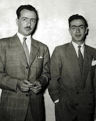 Oswaldo Ossa Ossa 1917 - 2013 (96 años)  y Tulio Ossa Ossa 1919 - 1973 (54 años)