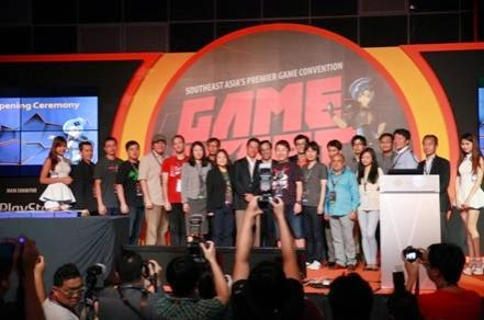 GameStart 2014 in Singapore Was Success!