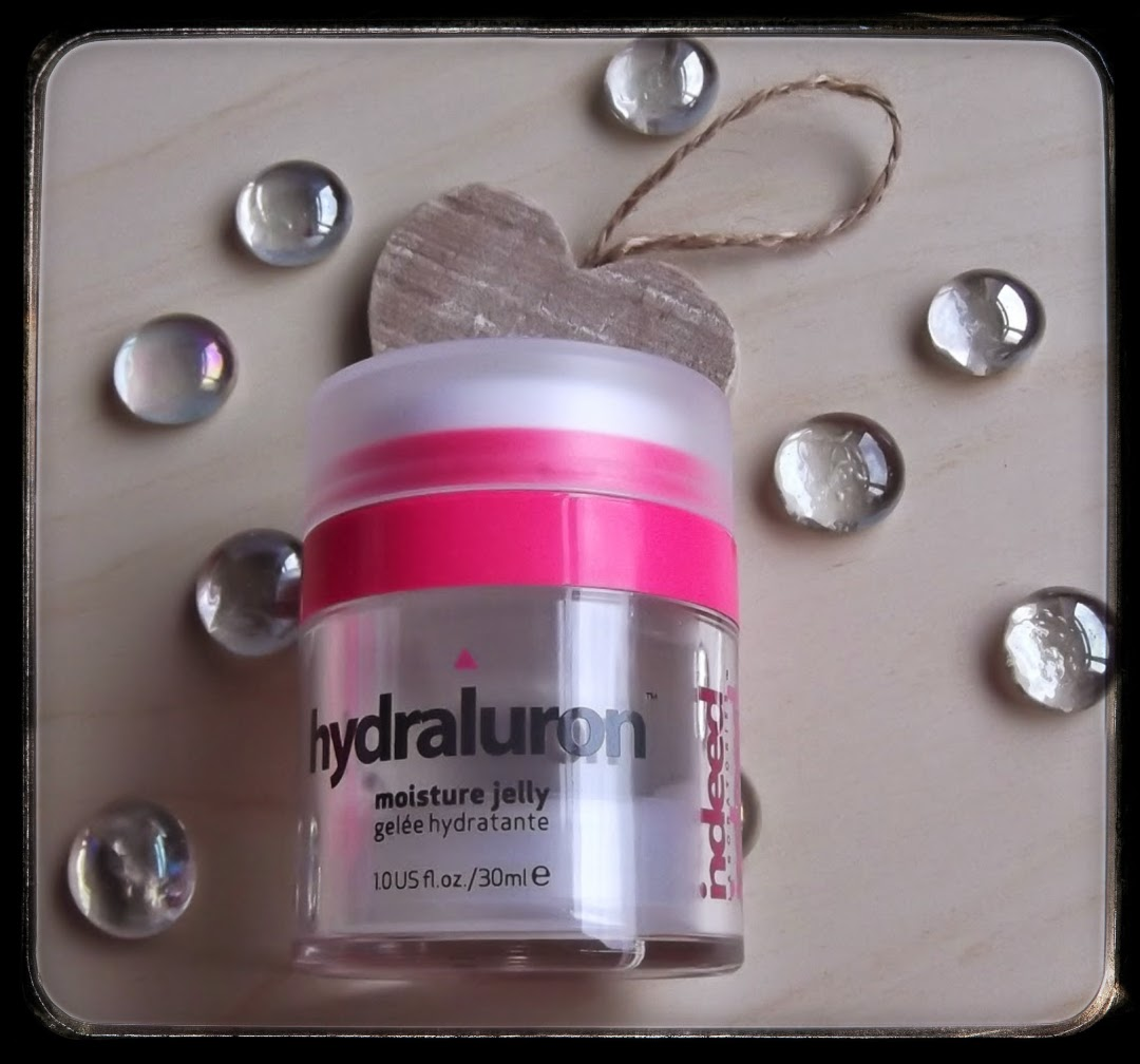 indeed lans hydraluron jelly moisturiser review