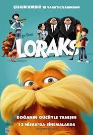 Loraks – Dr. Seuss The Lorax 2012 Türkçe Dublaj izle