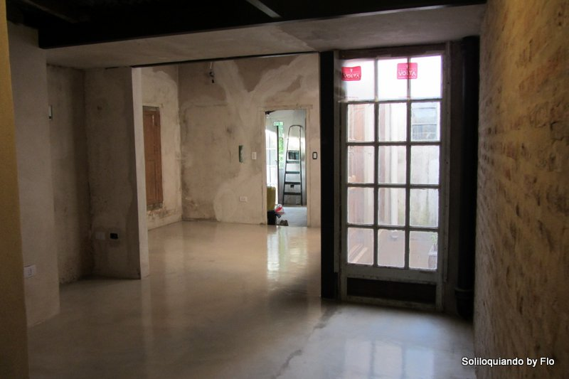 Soliloquiando avance de obra v piso de cemento alisado - Alisado en casa ...