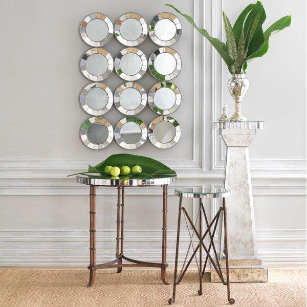 Decorando con espejos interiores por paulina aguirre for Espejos decoracion interiores