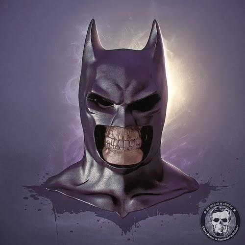 01-Batman-Oliver-Wetter-aka-fantasio-Skullified-Personalities-www-designstack-co