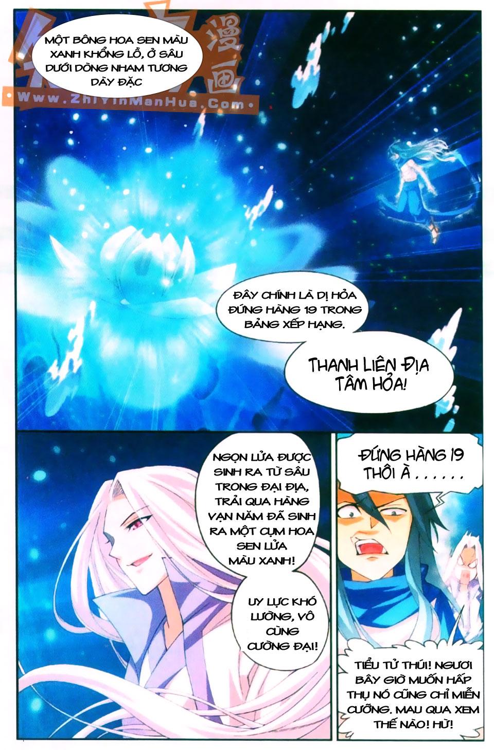 Đấu Phá Thương Khung chap 44 page 3 - IZTruyenTranh.com