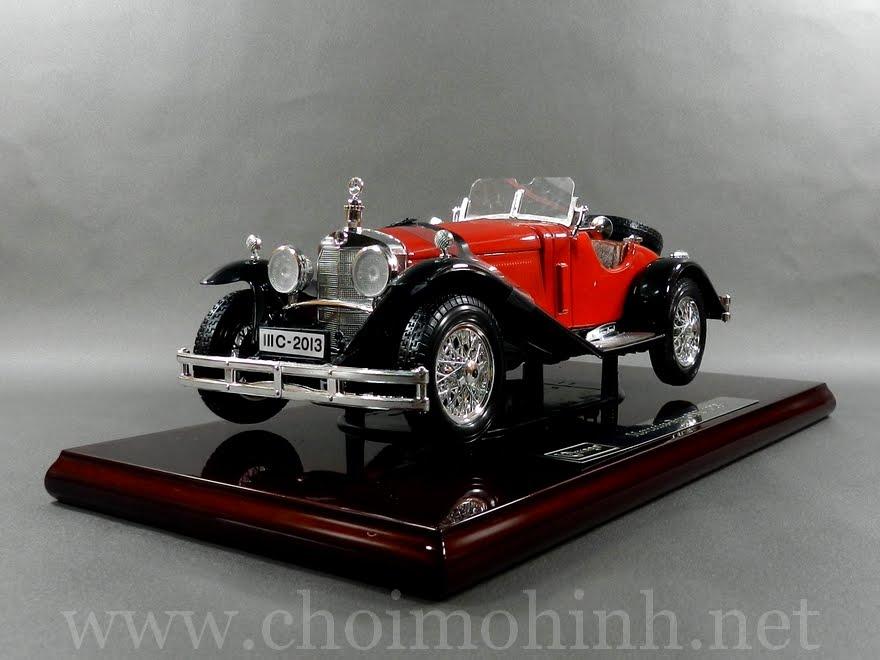Mercedes-Benz SSK 1928 1:18 bBurago
