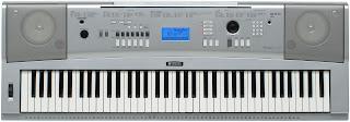 dan Organ Yamaha DGX-230