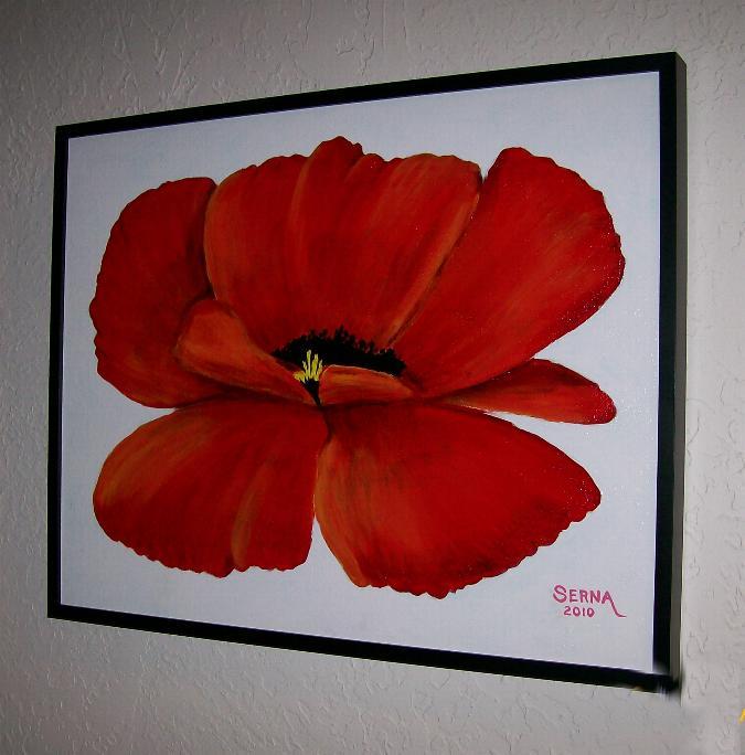 Gloria's Poppy 2