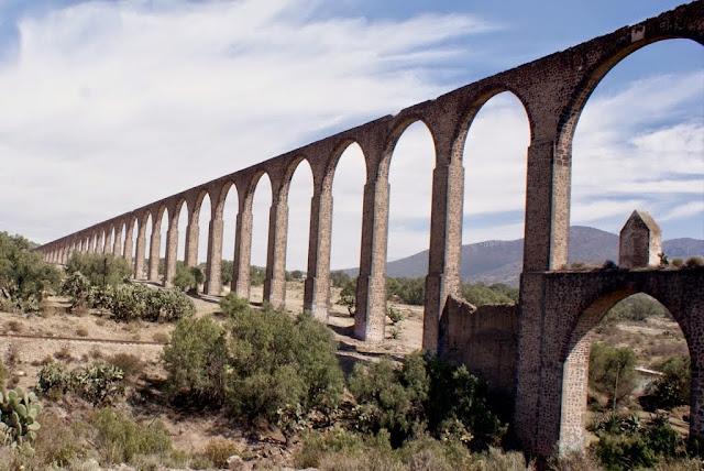 Acueducto de Zumpango Otumba, Estado de México