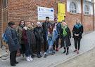 W Malborku z wizytą studyjną w obszarze rewitalizacji