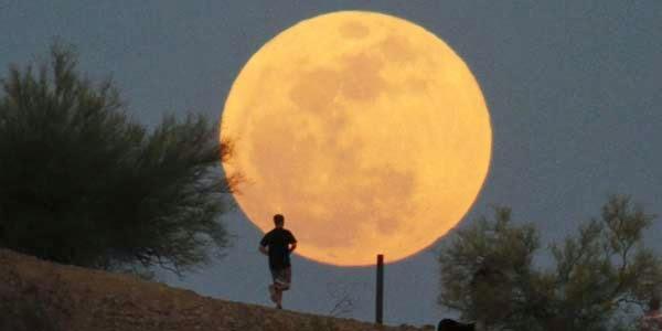 Fenomena Supermoon (Bulan Super)