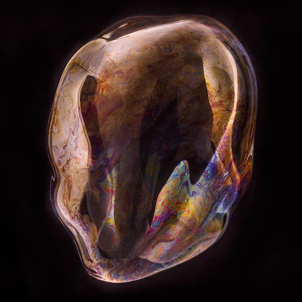 bolas de sabão - Bjoern Ewers