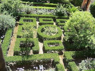 jardines sevilla
