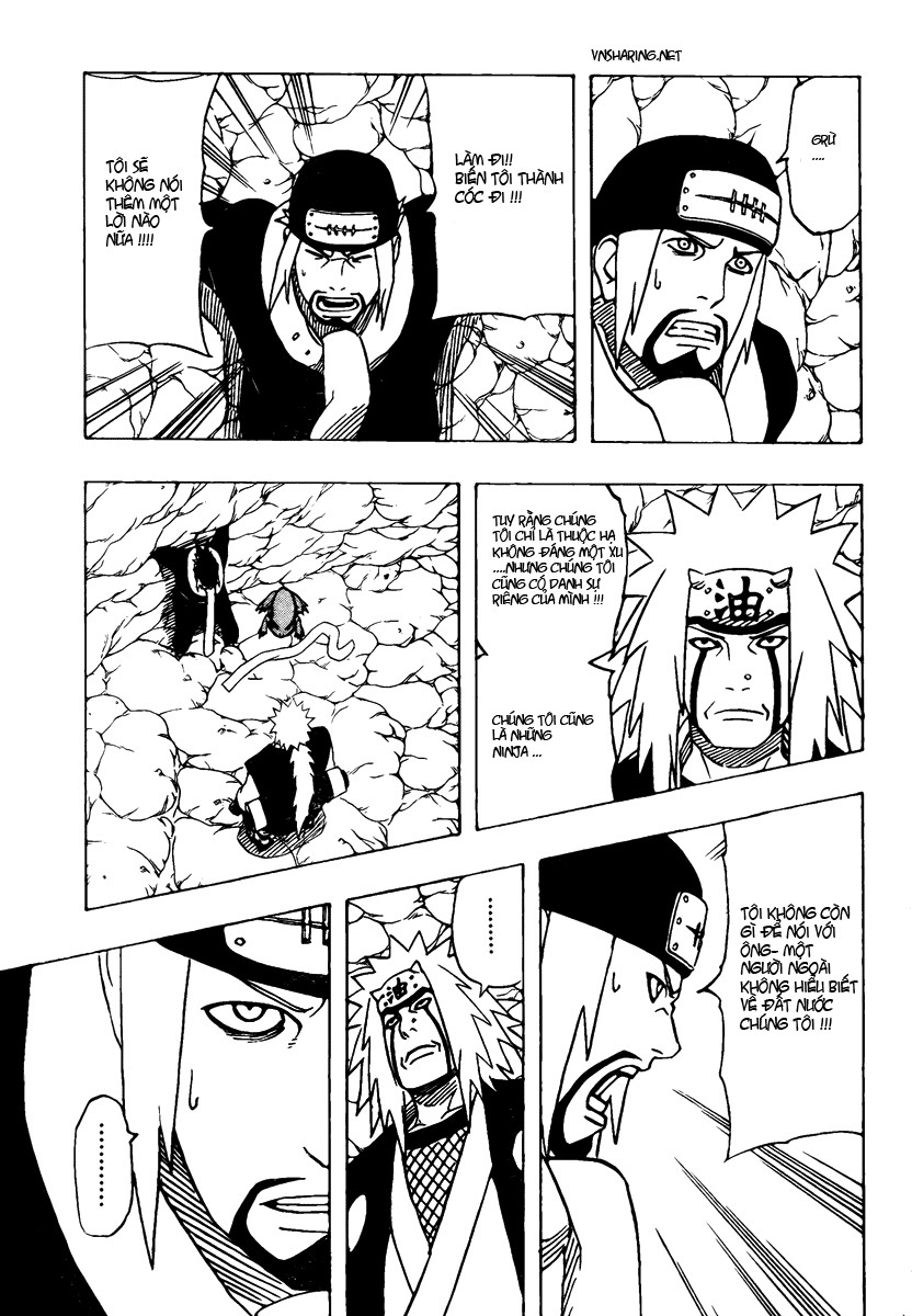 Naruto chap 370 Trang 5 - Mangak.info