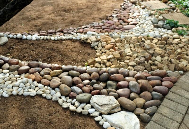 Kreatiewe joernaal patrone for Klein tuin uitleg