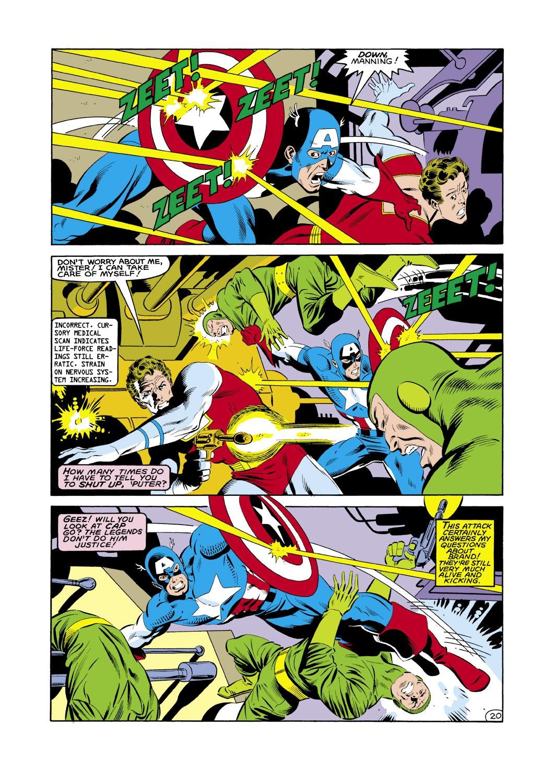 Captain America (1968) Issue #286 #202 - English 21