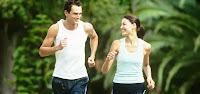 studi, jogging, bisa, bantu, menambah, berat, badan