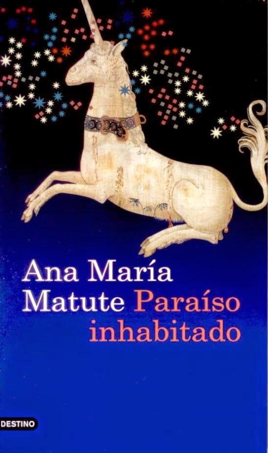 Ana María Matute - Paraíso inhabitado | CLUB DE LECTURA SAN MATEO