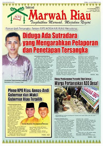Tabloid Marwah Riau