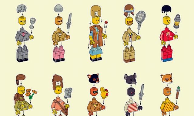 Lego'dan Anderson