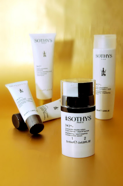 sothys facial vitamin c brightening whitening