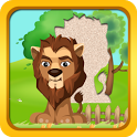 application mobile animal puzzle