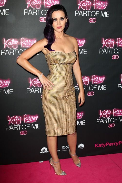 Katy Perry Premieres 'Part Of Me' in the Land Down Under » Gossip