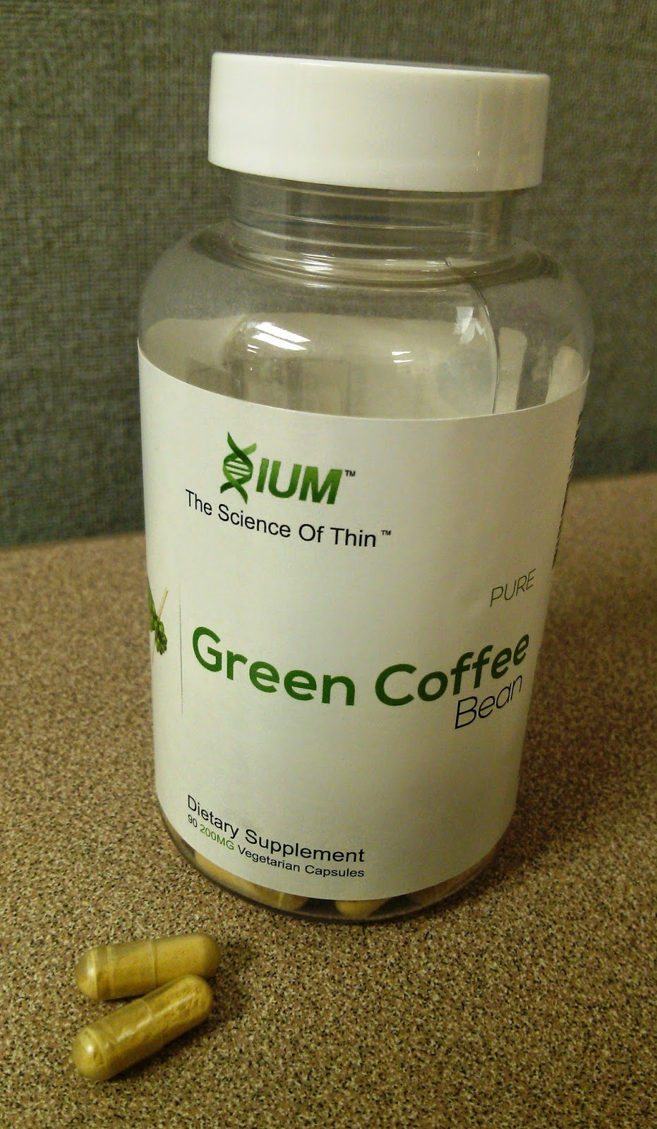 Xium Green Coffee Bean Extract Review