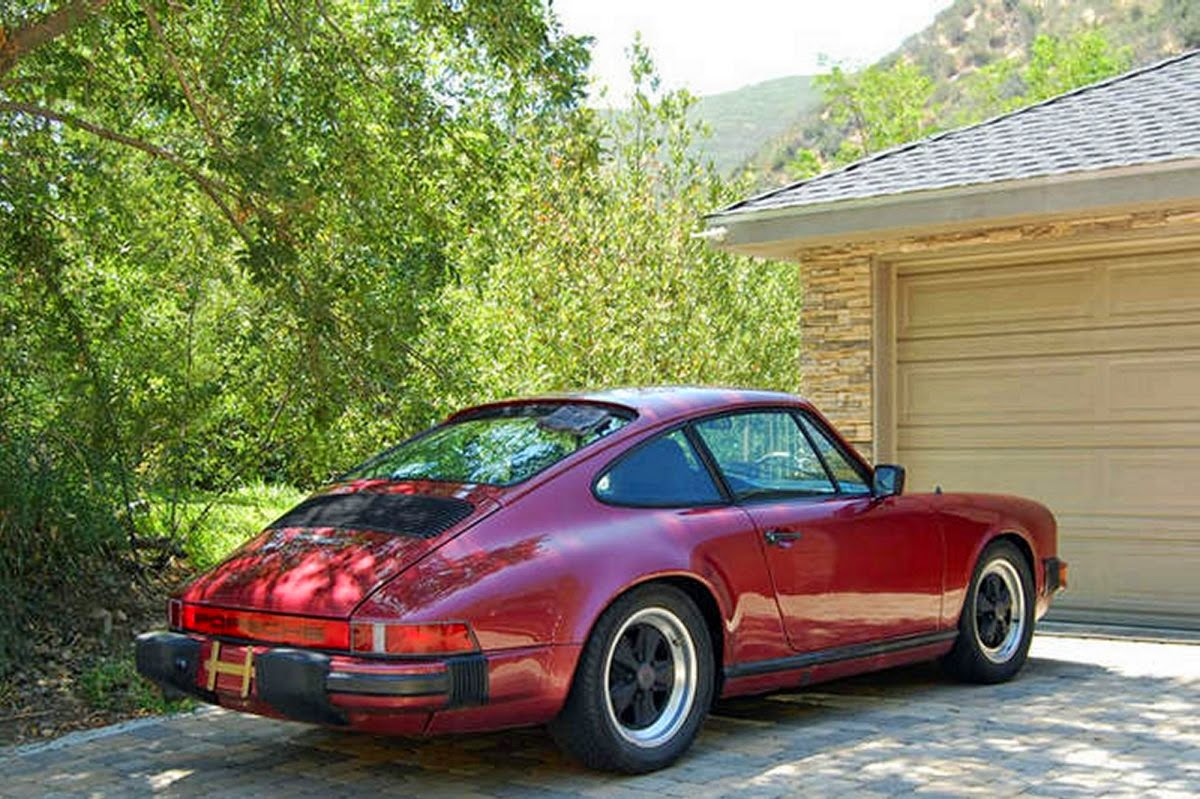 STUURMAN CLASSIC and SPECIAL CARS Porsche 911 SC Coupe 3