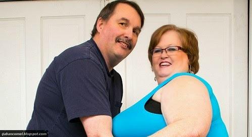 Kerana Berat Perut 177 kg Wanita Ini Dapat Suami Baru
