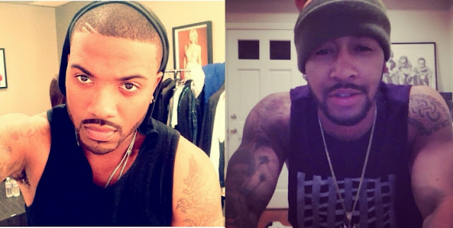 LOL! Omarion Gets Mistaken For Ray J (Video)