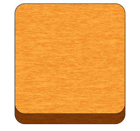 icon tekstur kayu coreldraw