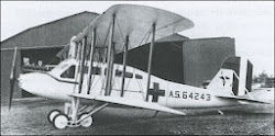 Curtis Eagle Air Ambulance 1921