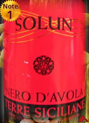 Solun Nero d'Avola Sizilien 2013