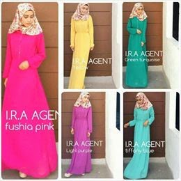 Dress Chiffon Lili