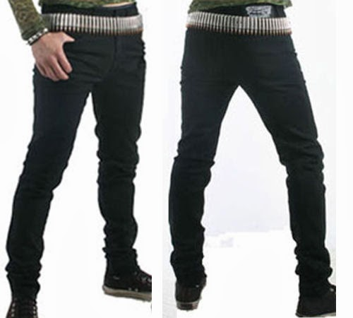 Trend Celana Panjang Pria Terbaru | Model Pensil