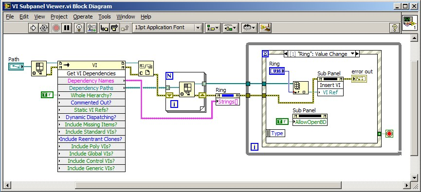 Bobs Labview Insights