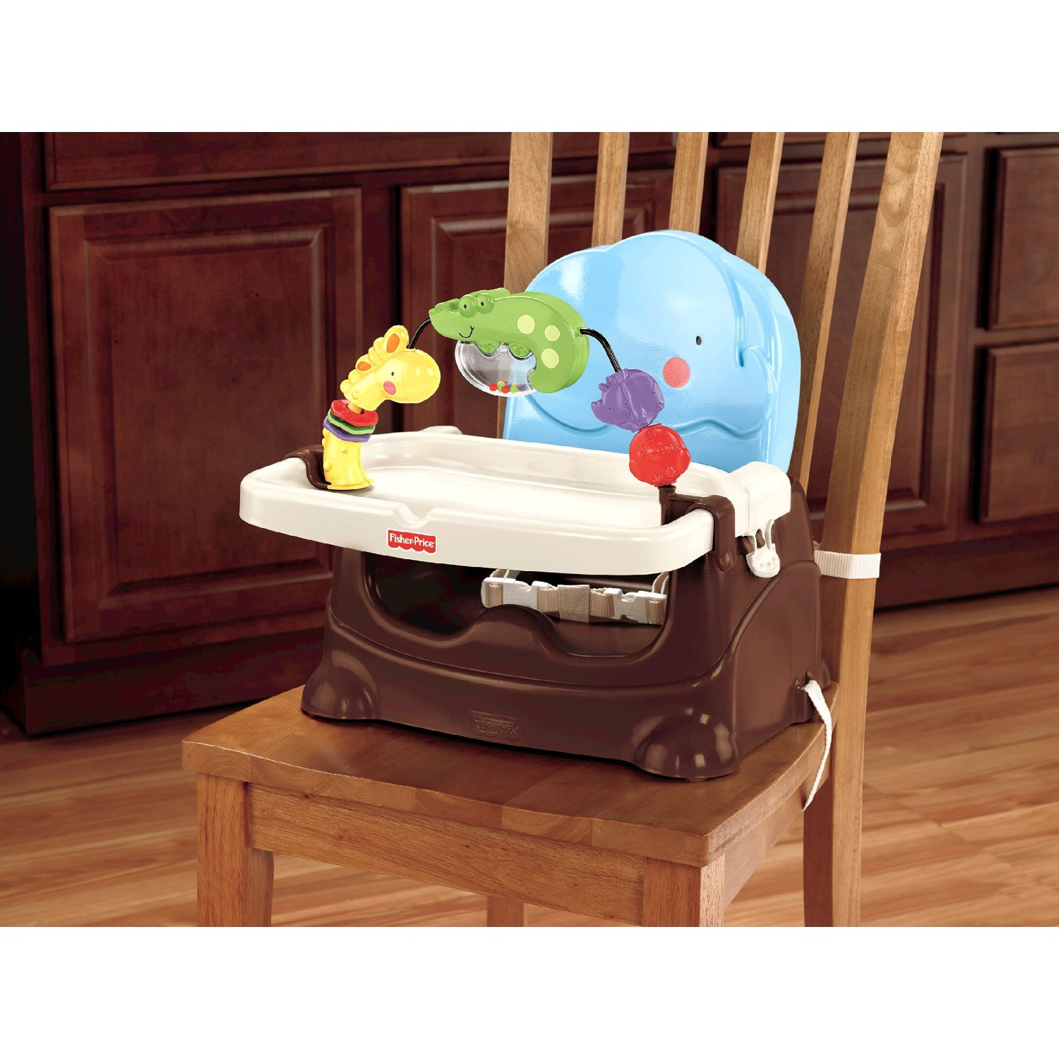 Baba G & Me: Fisher-Price Luv U Zoo Busy Baby Booster