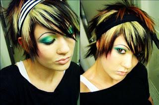 Rambut Berponi Samping Ternyata Berbahaya !!  dari daniel maulana