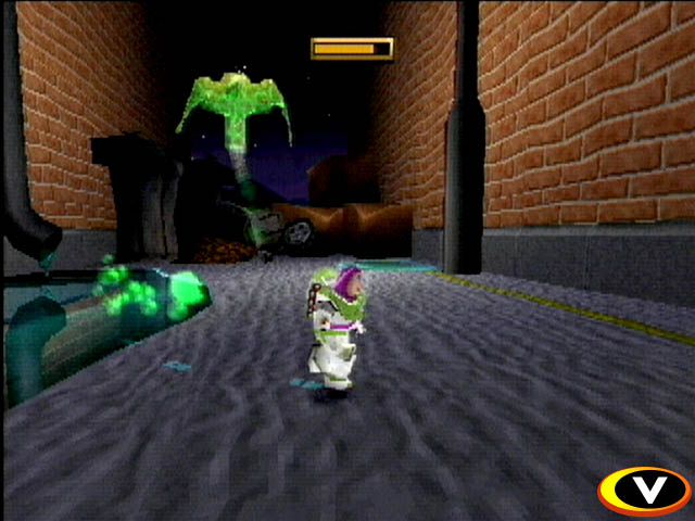 Toy Story 1 Games : Archives backupprocess