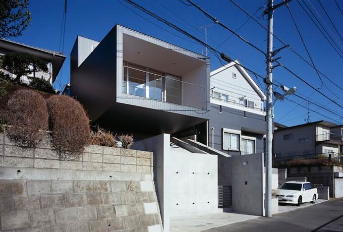 tepe house in tokyo