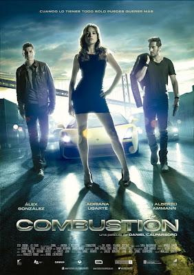 combustion 2013 espanol castellano dvdrip Combustión (2013) Español Castellano DVDRip