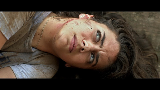 Lorenza Izzo in The Green Inferno